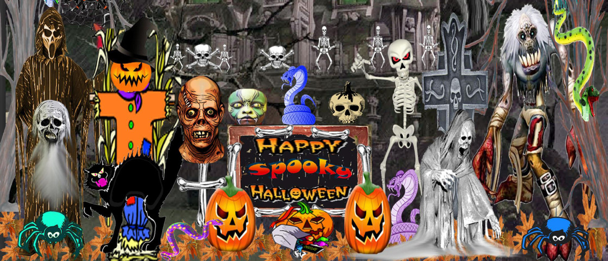 Scare Up Some Fun at Halloween Happenings 2016!